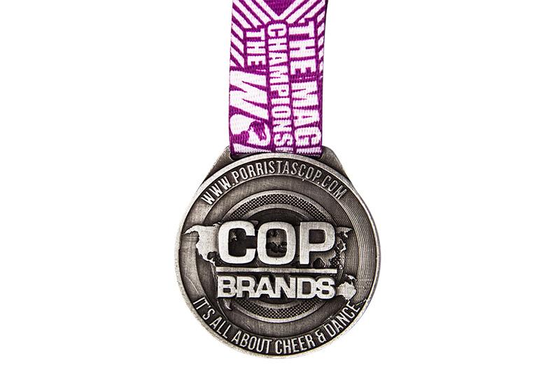 Medalla Deportiva 01
