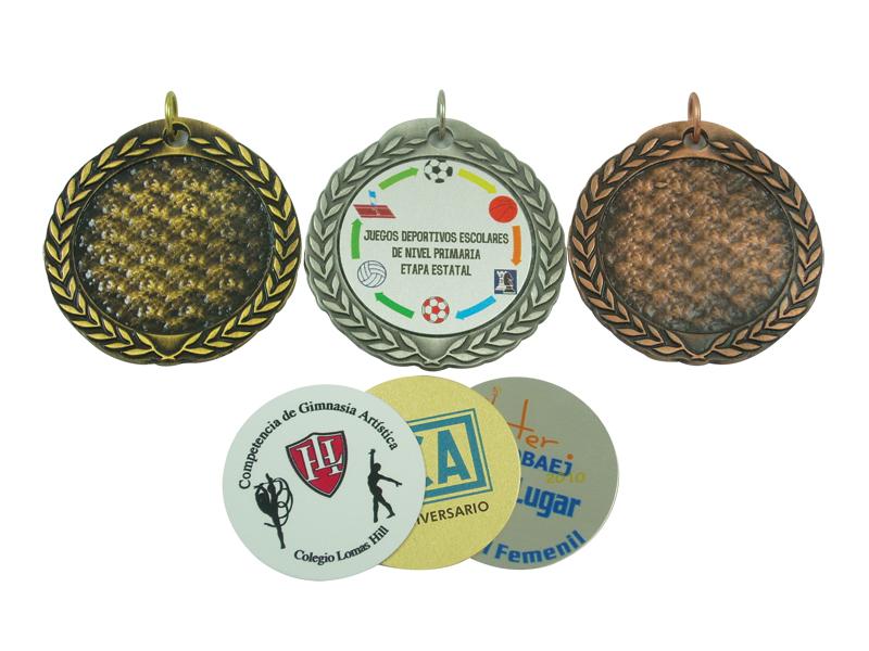 Medalla Genérica 02