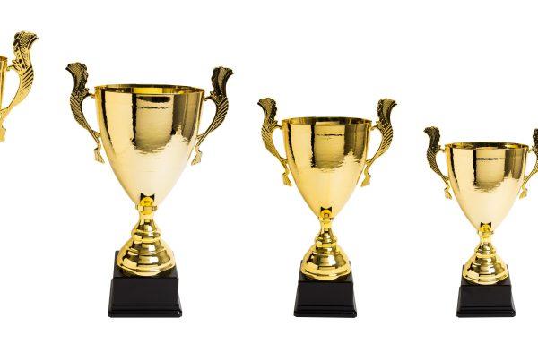 Trofeo 12 Mod. Casimir Oro