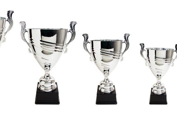 Trofeo 18 Mod. Cordones Plata