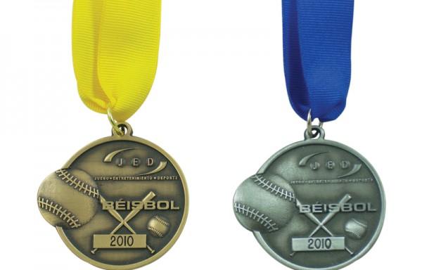 Medalla Deportiva 04
