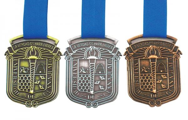 Medalla Deportiva 08