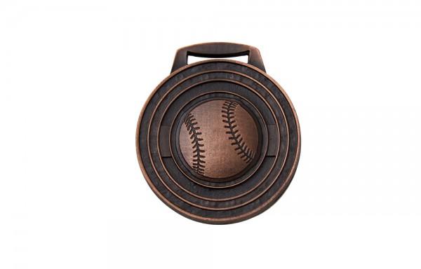 Medalla Baseball 05