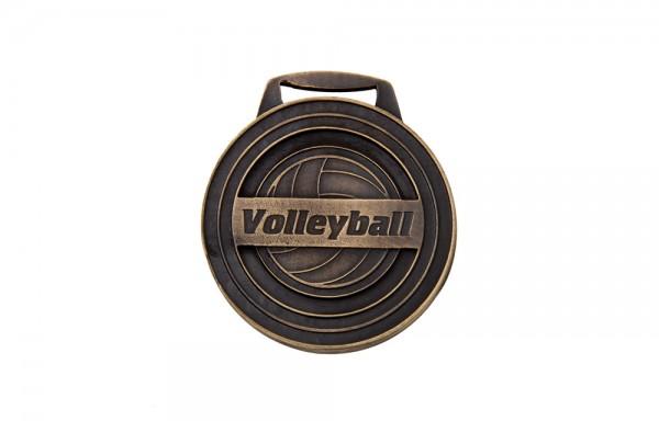 Medalla Volleyball 02