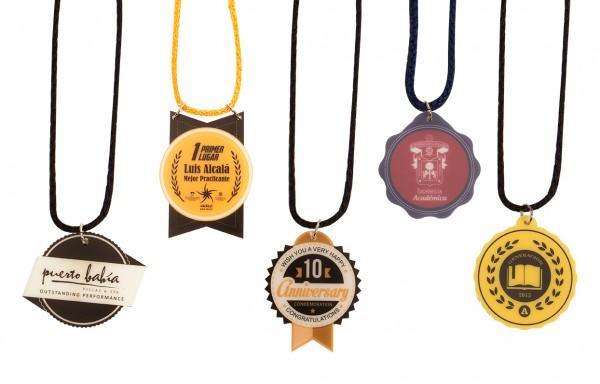 Medallas Acrílico 2