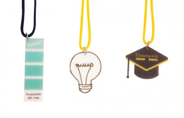 Medallas Acrílico 3
