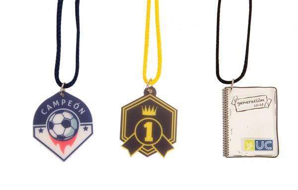 Medallas Acrílico 4