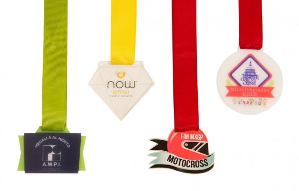 Medallas Acrílico 8